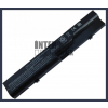 HSTNN-IB1A 4400 mAh 6 cella fekete notebook/laptop akku/akkumulátor utángyártott