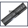 Presario CQ62 4400 mAh 6 cella fekete notebook/laptop akku/akkumulátor utángyártott