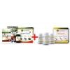 NaturalSwiss Clean Inside Béltisztító Program + ToXiClean Méregtelenítő Program  1+1 csomag