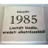 Tréfás póló 30 éves, Készült 1985...  (M méret)
