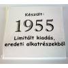 Tréfás póló 60 éves, Készült 1955...  (XXL)