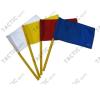 Vízilabda bírói zászló garnitúra 4 db-os úszófelszerelés