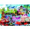 Heye puzzle 1000 db - I love London!