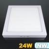 FALON kívüli LED panel (300 mm) 24 Watt (négyzet) természetes