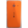 Microsoft Microsoft Lumia 640 XL akkufedél narancs*