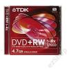 TDK ÍRHATÓ DVD TDK DVD+RW (4X) NORMÁL TOK (HOL)