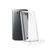utángyártott LG G4 Ultra Slim 0.3 mm szilikon hátlap tok, átlátszó