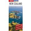 New Zealand laminált térkép - Insight