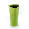 G21 Trio önöntöző kaspó, zöld, 29.5cm