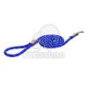 Rogz kötél póráz, kék M (HLLR09-B)