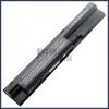 3ICR19/65-3 4400 mAh 6 cella fekete notebook/laptop akku/akkumulátor utángyártott