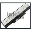 K72JB Series 4400 mAh 6 cella fekete notebook/laptop akku/akkumulátor utángyártott