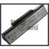 K72R Series 6600 mAh 9 cella fekete notebook/laptop akku/akkumulátor utángyártott