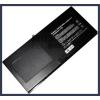 HSTNN-C72C 2800 mAh 4 cella fekete notebook/laptop akku/akkumulátor utángyártott