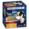 FELIX Sensations szószos ünnepi menü 24 x 100 g - Hús-mix