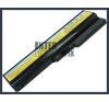 3000 N500 4233-52U 4400 mAh 6 cella fekete notebook/laptop akku/akkumulátor utángyártott lenovo notebook akkumulátor