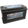 Exide Premium 12V 100Ah jobb+ autó akkumulátor EA1000