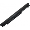 E46CM Series 2200 mAh 4 cella fekete notebook/laptop akku/akkumulátor utángyártott