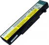 IdeaPad Z380 Series 4400 mAh 6 cella fekete notebook/laptop akku/akkumulátor utángyártott lenovo notebook akkumulátor