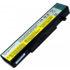 IdeaPad Z480 Series 4400 mAh 6 cella fekete notebook/laptop akku/akkumulátor utángyártott