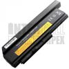 42T4862 6600 mAh 9 cella fekete notebook/laptop akku/akkumulátor utángyártott