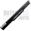 TPN Q113 2200 mAh 4 cella fekete notebook/laptop akku/akkumulátor utángyártott
