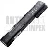 EliteBook 8570w Mobile Workstation 4400 mAh 8 cella fekete notebook/laptop akku/akkumulátor utángyártott