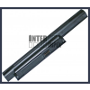 Sony VPC-EB15FM/BI 4400 mAh 6 cella fekete notebook/laptop akku/akkumulátor utángyártott