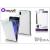 Slim Slim Flexi Flip bőrtok - Samsung SM-G850 Galaxy Alpha - fekete