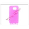 Haffner Samsung SM-G920 Galaxy S6 szilikon hátlap - Ultra Slim 0,3 mm - pink