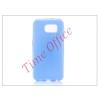 Haffner Samsung SM-G920 Galaxy S6 szilikon hátlap - Ultra Slim 0,3 mm - kék