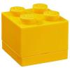 LEGO 2x2 mini tárolódoboz sárga (40111732)