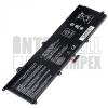 VivoBook X202E-CT142H 5000 mAh 2 cella fekete notebook/laptop akku/akkumulátor utángyártott