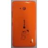 Microsoft Microsoft Lumia 640 akkufedél narancs*