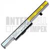Eraser B50 Series 2200 mAh 4 cella fekete notebook/laptop akku/akkumulátor utángyártott