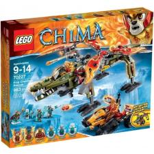 LEGO CHIMA Crominuse király megmentése 70227 lego