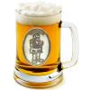 Óncímkés sörös korsó Rendőr, Ballagás, Házaspár (1.)