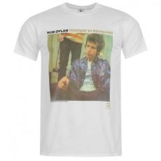 Official férfi póló - Bob Dylan