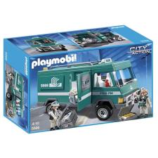 Playmobil Pénzszállító páncélautó - 5566 playmobil