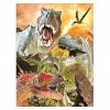 Riviera games Riviera Games Dinoszaurus 3D puzzle 48 db-os