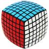 V-Cube V-CUBE 7×7 versenykocka, fekete, lekerekített