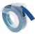 DYMO Feliratozó szalag, kék, felirat színe fehér, 9 mm, 3 m