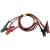 APA Indítókábel, bikakábel 54 mm2 4,5 m, alu (réz bevonattal), védőkapcsolóval, APA