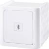 Renkforce Cube Bluetooth-os ébresztőóra iOS készülékekhez, iPhone, iPad, iPod , Renkforce