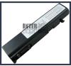 Toshiba DynaBook Satellite T11 Series 4400 mAh 6 cella fekete notebook/laptop akku/akkumulátor utángyártott toshiba notebook akkumulátor