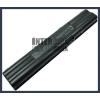 A7T 4400 mAh 8 cella fekete notebook/laptop akku/akkumulátor utángyártott