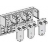 Schneider Electric Mellső felső csatlakozás fix készülék 1250a, 630/1000a l típus 3p - Öntöttházas megszakítók 15-630a-compact ns 630a - Ns630b...1600 - 33600 - Schneider Electric
