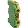 Noratex Sorolható sorkapocs 2,5mm szürke-zöld