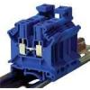 Tracon Electric Nullavezető ipari sorozatkapocs, csavaros, sínre, kék - 2,5-16mm2, 800V, 101A TSKA16-K - Tracon