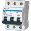 Tracon Electric Kismegszakító, 3 pólus, B karakterisztika - 10A, 6kA TDZ-3B-10 - Tracon